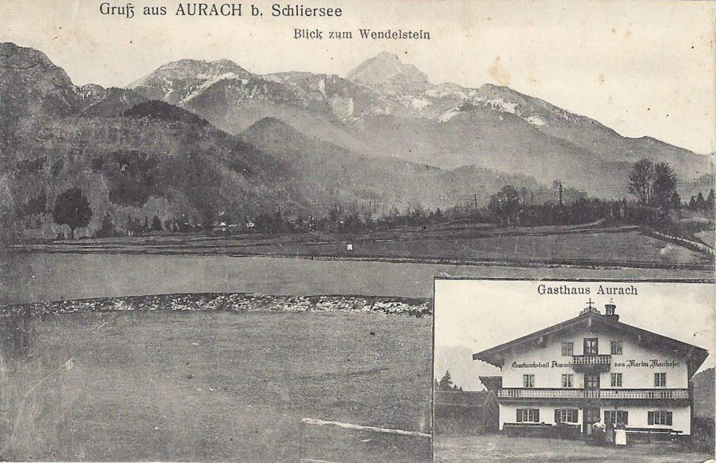 Gasthof Mairhofer historisch